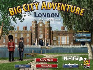 Big City Adventure London - Collectors Edition (PC)