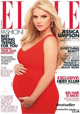 ELLE - April 2012 (US)