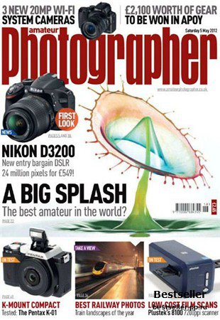 Amateur Photographer - 05 May 2012