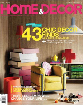 Home & Decor - May 2012 (Singapore)