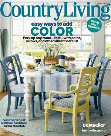 Country Living - June 2012 (US)