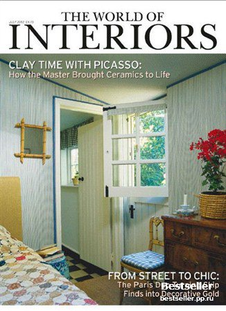 The World of Interiors - July 2012