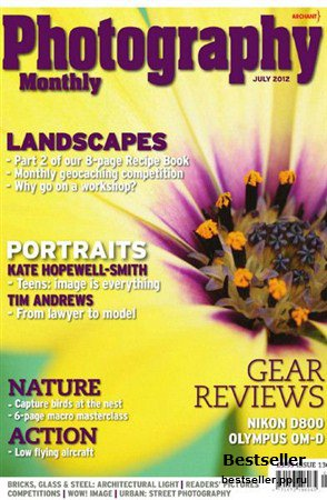 Photography Monthly - July 2012