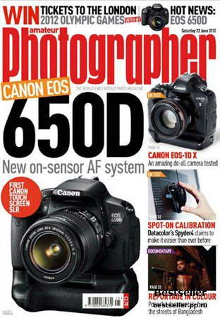 Amateur Photographer - 23 June 2012
