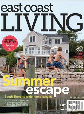 East Coast Living - Summer 2012