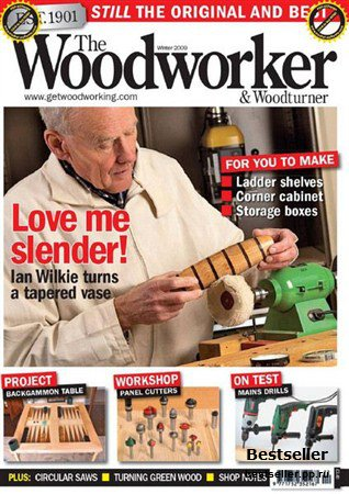 The Woodworker & Woodturner - Winter 2009