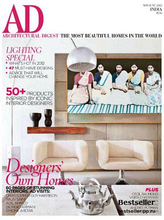 Architectural Digest - May/June 2012 (India)