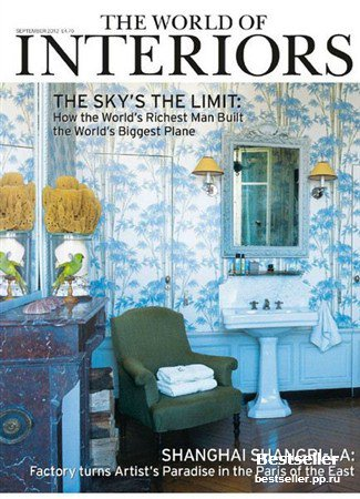 The World of Interiors - September 2012