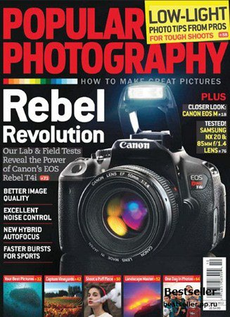 Popular Photography - October 2012 (US)