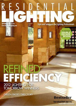 Residential Lighting - September 2012