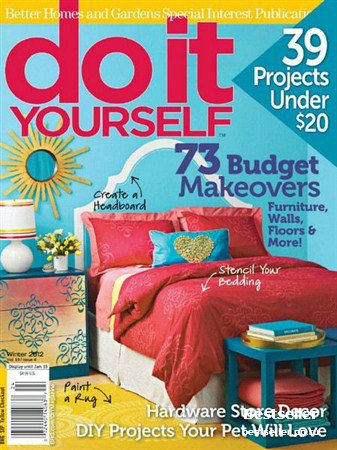 Do It Yourself - Winter 2012