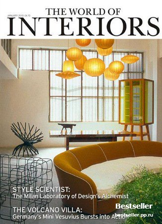 The World of Interiors - January 2013
