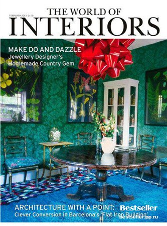 The World of Interiors - February 2013