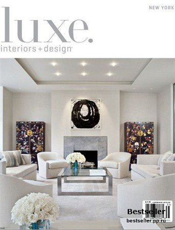 Luxe Interiors + Design - Winter 2013 (New York)