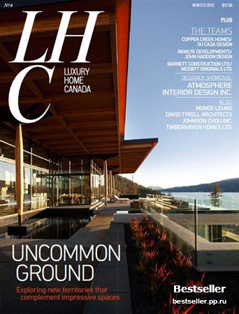 Luxury Home Canada - Winter 2013