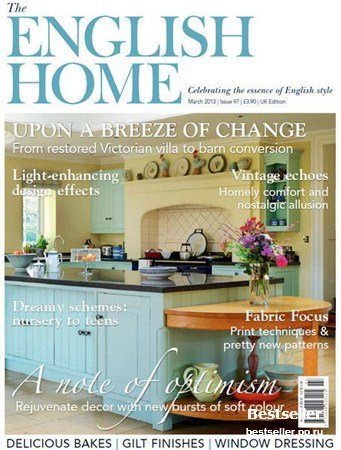 The English Home - March 2013