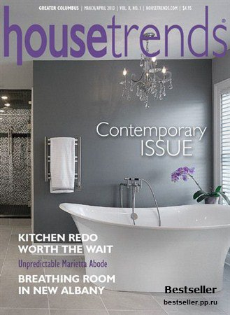 Housetrends - March/April 2013 (Greater Columbus)