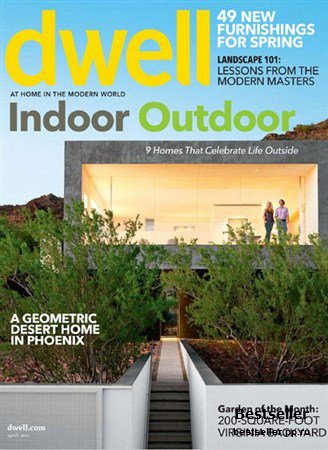 Dwell - April 2013 (US)