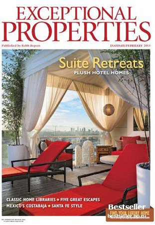 Exceptional Properties - January/February 2013 (Robb Report)