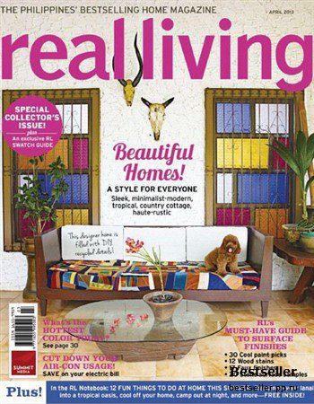 Real Living - April 2013