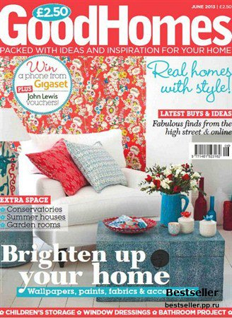 GoodHomes - June 2013 (UK)