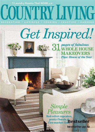 Country Living - February 2007 (US)