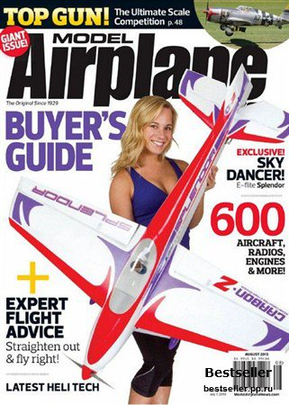 Model Airplane News - August 2013