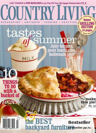Country Living - July 2008 (US)
