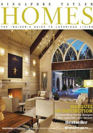 Singapore Tatler Homes - June/July 2013